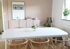 Painted Ikea 'Ivar' cabinets @mynewplace_scandinavianhome