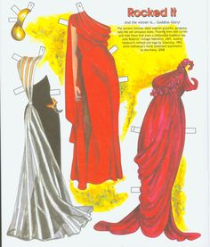 Grecian goddess gowns that rocked the Red Carpet. Worn by Julia Roberts, Audrey Hepburn and Anne Hathaway. Page 2 of 8 Pages.