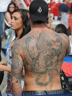 Dragon tattoo | Flickr - Photo Sharing!
