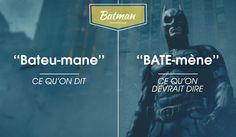 batman France Vs, Vs The World, Batman, Movie Posters, Movies, Bookstores, Films, Film Poster, Cinema