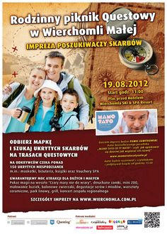 Piknik Rodzinny Poszukiwaczy Skarbów w Wierchomli - Pod patronatem Gdzieco.pl
