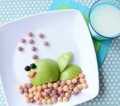 Kix Whale Snack  #kidsnack #foodart
