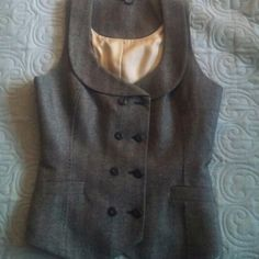 Women's vest Women's 43% wool vest very good fit Ted Baker Jackets & Coats Vests