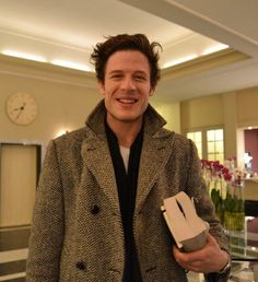 Because of James Norton! James Norton, British Men, British Actors, Tommy Lee Royce, War And Peace Bbc, The Young Victoria, Actor James, Best Supporting Actor, Celebs
