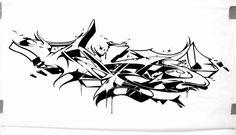 Graffiti Words, Graffiti Writing, Graffiti Alphabet, Graffiti Lettering, Typography, Found Art, Wild Style, Art Sketches, Psychedelic
