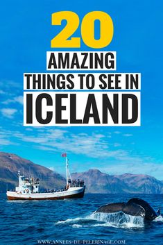 The 20 best things to do in Iceland, Europe. This is a massive Iceland travel guide with exceptional points of interest in the Scandinavian country. Learn all about the best tourist attractions, when is the best time to visit Iceland, where to stay in Iceland and what are the must-sees. Click for more information. #iceland #travel #europe #travelguide #outdoors #wanderlust