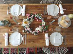 Table de Pâques - DIY inside