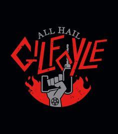"""""""All Hail Gilfoyle"""" black t-shirt"""