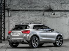 Mercedes-Benz GLA Prices and Release Date Speculations in the UK