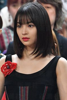 Japanese Beauty, Asian Beauty, Beautiful Asian Women, Amazing Women, Actor Model, Portrait Photo, Asian Woman, Short Hair Styles, Hairstyle