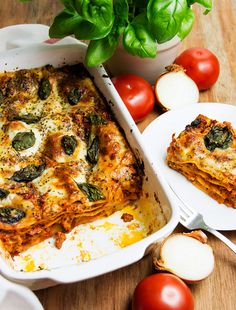 Lasagne bolognese - my own simple and tasty version