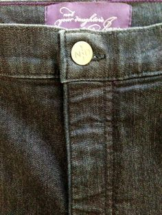 NWT NYDJ Not Your Daughter's Jeans Audrey Ankle Petite Dark Wash - Size 14P #NotYourDaughtersJeans #SlimSkinny - $19.99