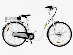 Vélo à assistance électrique BICYCLETTA II - 36V - blanc prix promo Vélo électrique Vente Unique 899.99 € TTC prix constaté* : 1 199 €