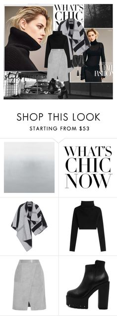 """""""Kristen Stewart"""" by thisiswhoireallyam7 ❤ liked on Polyvore featuring Modo, Burberry, Valentino, Halston Heritage, WithChic and Yves Saint Laurent"""