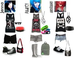 """""""First day of school for the girls!"""" by sidbug ❤ liked on Polyvore"""