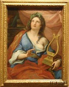 Euterpe  EUTERPE -A musa da música, da alegria; um de seus símbolos é uma flauta dupla, a quem vários historiadores consideram-na como invenção da filha de Zeus.