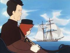 """""""Anna dai capelli rossi, 4° puntata"""" - Un veliero, chissà che bello poterci salire!"""