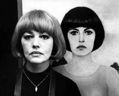 Jeanne Moreau, La sposa in nero di Francois Truffaut Jeanne Moreau, Jacques Demy, Luis Bunuel, Francois Truffaut, French New Wave, Delon, Interesting Faces, Famous Faces, Wearing Black