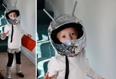 """I want to be..."" an astronaut!"