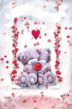 by Florynda del Sol ღ☀¨✿ ¸.ღ ♡♥♡Happy Valentine's day!