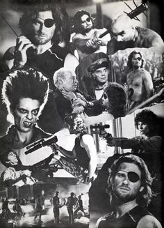 escape from new york collage