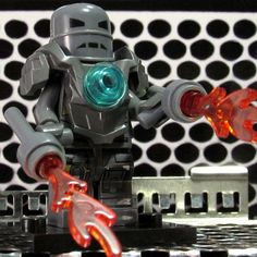 Lego Iron Man Mark1