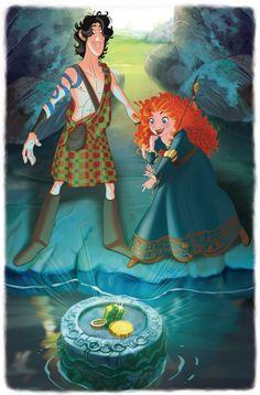 merida and macintosh