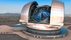 Construction has begun on the European Extremely Large Telescope (E-ELT), the world's largest optical and infrared . Cosmos, Sistema Solar, Canal 1, Bodies, Constellations, Hubble Space Telescope, Infrared Telescope, Solar Telescope, Arquitetura
