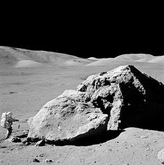 Harrison Schmitt, Apollo 17, 1972 The only scientist to land on the moon, Schmitt had helped train other astronauts to be field geologists. The last Apollo expedition covered the most territory; the astronauts ventured miles from their landing site.
