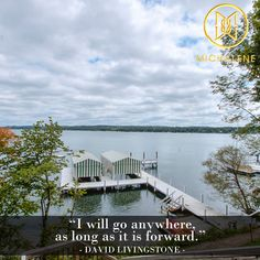 Always keep your life moving forward - there is no point in looking back. #quote #LakeGeneva #inspiration #Melges