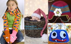 26 Homemade Christmas Gifts for Kids: Christmas Crochet Ideas - Find one or find 26 crochet gifts you can make your little ones this year. From easy homemade Christmas gifts for kids to the more intricate patterns, we have something you'd be willing to try just to see your child's reaction.