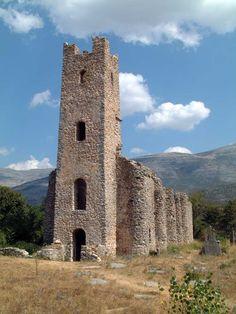 The Church of the Holy Salvation (Croatian: Crkva Sv. Spasa) is a Pre-Romanesque church in Split-Dalmatia County, Croatia.  / 9th-10th century / #croatia #preromanesque