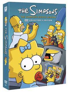 Simpson - Season 8
