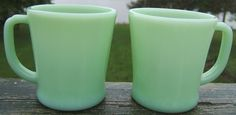 Check out Vintage Anchor Hocking FIREKING JADEITE JADITE D Handle Coffee Mugs TWO MUGS  http://www.ebay.com/itm/Vintage-Anchor-Hocking-FIREKING-JADEITE-JADITE-D-Handle-Coffee-Mugs-TWO-MUGS-/150785895774?roken=cUgayN&soutkn=jbQjAa via @eBay