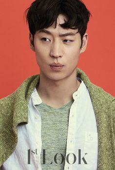 Lee Je Hoon - 1st Look Vol. 108