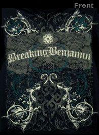 BREAKING BENJAMIN (SCROLL)
