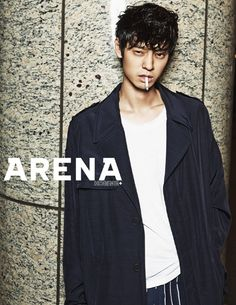 Jung Joon-young // Arena Hommes Plus // August 2013