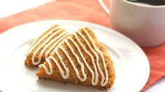 Carrot cake scones are a healthy, gluten-free Easter treat