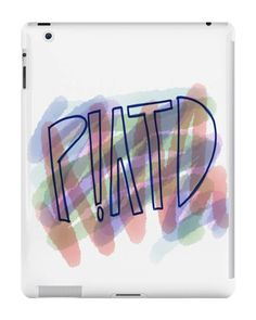 Our Panic! At The Disco - PATD iPad Case is available online now for just £9.99.    Fan of Panic! At The Disco? You'll love our Panic! At The Disco - PATD iPad case, available for iPad, iPad Mini & iPad Air.    Material: Plastic, Production Method: Printed, Authenticity: Unofficial, Weight: 28g, Thickness: 12mm, Colour Sides: White, Compatible With: iPad 2 | iPad 3 | iPad 4 | iPad Air | iPad Mini | iPad Mini 2, Features: Slim fitting one-piece clip-on case that allows full access to all devi
