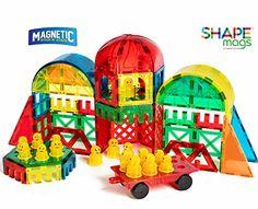 Award Winning Shape Mags 100 piece DELUXE shape set Inclu... http://www.amazon.com/dp/B016DQC39U/ref=cm_sw_r_pi_dp_NpSlxb1V9255Y