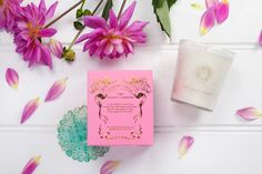 Secret Garden available now at thespecialdeliverycompany.com.au Murphy & Daughter's hand poured, pure vegetable soy wax candles (270 grams, 60-70 hour burn time) in 'Secret Garden' which features scents of Roses & violets, geranium leaves & lilac petals, musk & vanilla.