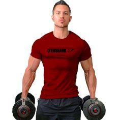 2016 bawełna camisetas camisa masculina hombre Gymshark t koszula koszula mężczyzn Mięśni Kulturystyka i fitness męska sportowa