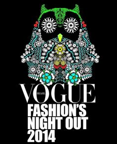 Chic e Fashion: Vogue Fashion's Night Out