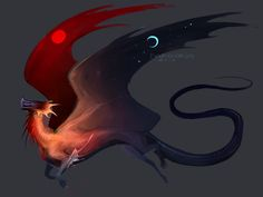 Dragon by Darenrin.deviantart.com on @DeviantArt