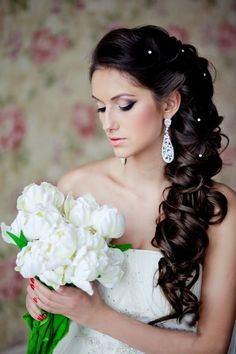 Trendy wedding hairstyles princess updo half up Wedding Hairstyles Half Up Half Down, Half Up Half Down Hair, Best Wedding Hairstyles, Bridal Hairstyles, Bridal Updo, Elegant Wedding Hair, Wedding Hair Down, Trendy Wedding, Wedding Bride