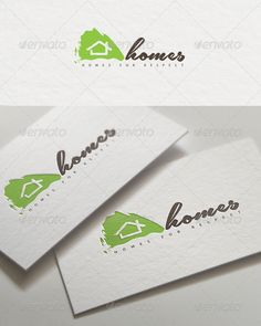 Homes   Real Estate   Logo Template — Vector EPS #city #construction • Available here → https://graphicriver.net/item/homes-real-estate-logo-template/2680705?ref=pxcr