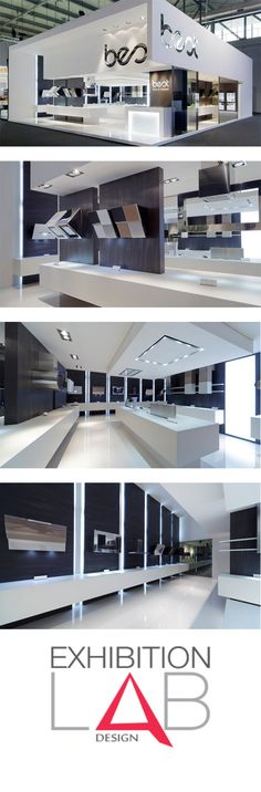 Progetto realizzato per Barberini Allestimenti   #Eurocina #fiera #stand #standexhibition #fieramilano #eurocucine #design #architecture