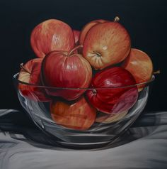 'Bowl of Gala' by Paul Stone.