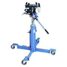 $+  OTC 1728 1000 lbs Capacity Air-Assisted High-Lift Transmission Jack