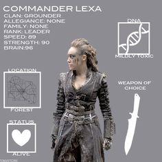 tonvstcrk:  The 100 + Character Data